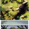 Page 1 du comics Maskemane N°4