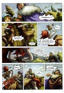 Page 4 du comics Maskemane N°4