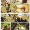 Page 3 du Comics Maskemane N°5