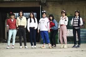 Photo du film coréen Sunny