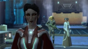 Star Wars : The Old Republic sith vs jedi