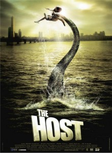 Affiche du film Coréen The Host