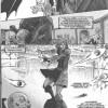 Page 5 du manga Mage avec la présentation du personnage d'Aodhan (Warcraft)