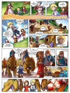 Page 2 - Les légendaires Origine