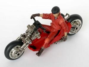 Kaneda's Bike nue (Bandai - Akira)