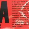 Packaging dessus - Kaneda's Bike / moto de Kaneda - ech 1/15 (Bandai)