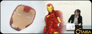 Blood Urine Man (Iron Man) de Wong Tin Cheung