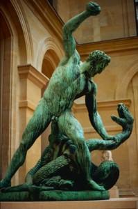 le demi dieu Hercule