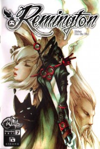 Remington N°7 (comics Wakfu)