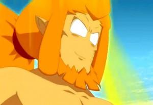 Goultard est devenu un dieu à part entière