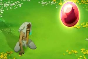 Shinonomé a rompu le lien entre Qilby et l'éliacube