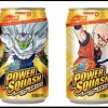 Dragon Ball cannettes Power Squash
