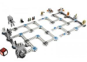 Lego Star Wars : Jeu de société la bataille d'Hoth
