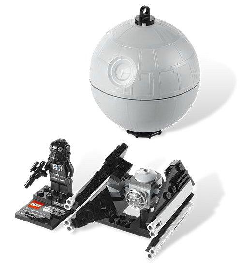 Lego Star Wars TIE Interceptor™ & Death Star™