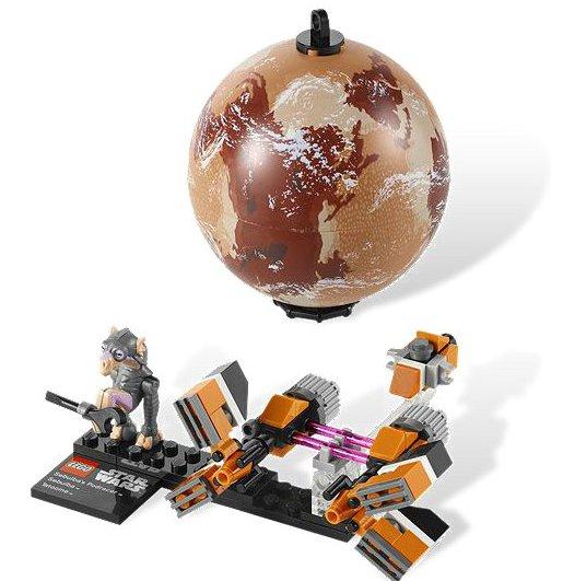 Lego Star Wars Sebulba's Podracer™ & Tatooine™