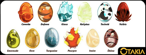 how to get dofus eggs