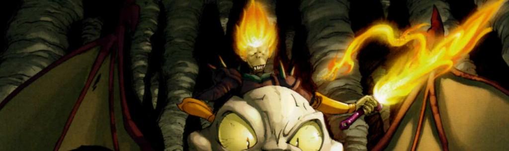 Dark Vlad veut affronter Maskemane