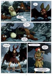 Page 3 du tome 6 de Maskemane