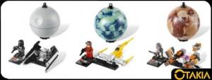 Header Otakia : Lego Star Wars Planetes