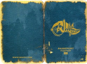 Passeport (Wakfu) page 1