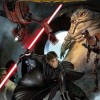 Couverture du comics Star Wars : The Old Republic le sang de l&#039;empire