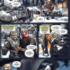 Page 1 du comics Star Wars : The Old Republic - Soleils perdus