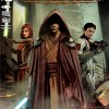 Couverture du comics Star Wars : The Old Republic, le trait de Coruscant (tome 1 amricain)