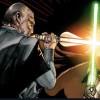 Satele Shan agresse Dark Baras suite à l'annonce de l'attaque de Coruscant et la trahison de l'Empire