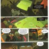 Page 1 du comics Numéro 4 de Boufbowl (Wakfu)