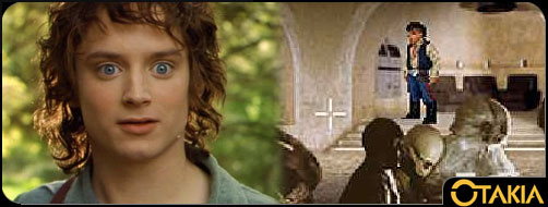 Hobbit en Français et un peu de jeux vidéo Star Wars