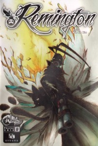 Remington N°8 (Comics Wakfu)