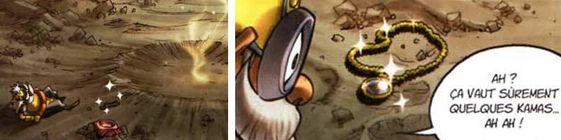 Relef-Kor récupère le collier