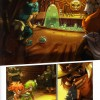 Page 1 du tome 2 de Wakfu : Les Kamas de la soif