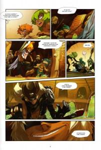 Page 3 du tome 2 de Wakfu : Les Kamas de la soif