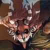 Maskemane met le masque du Psychopathe