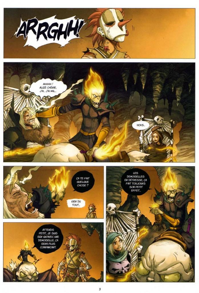 Page 3 - Comics Maskemane N°7 (Wakfu)