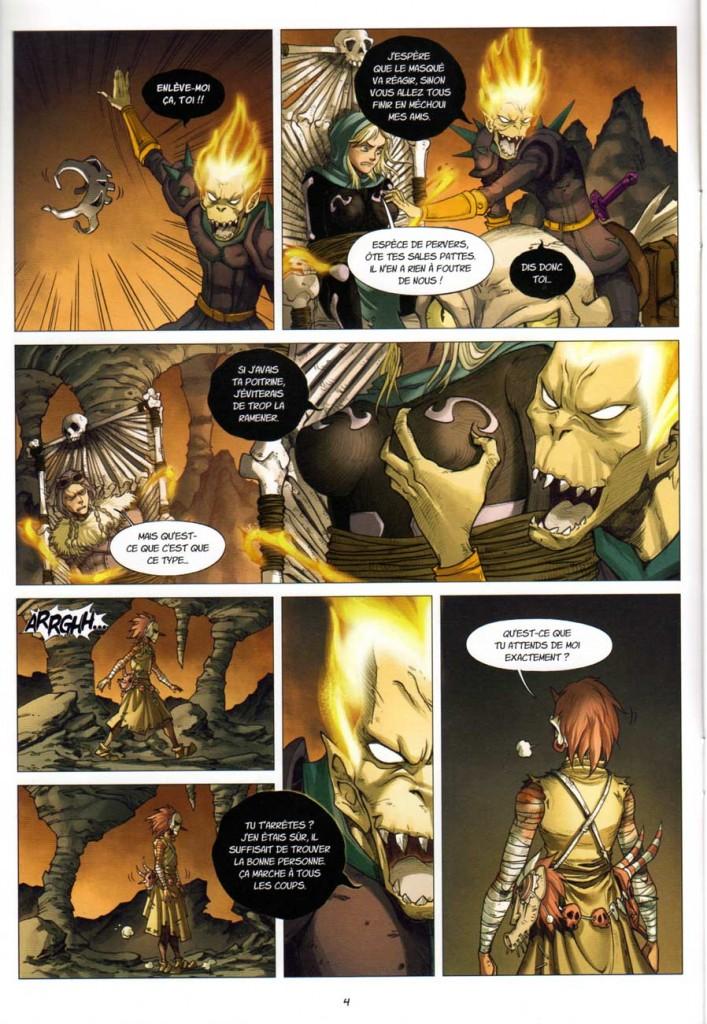 Page 4 - Comics Maskemane N°7 (Wakfu)