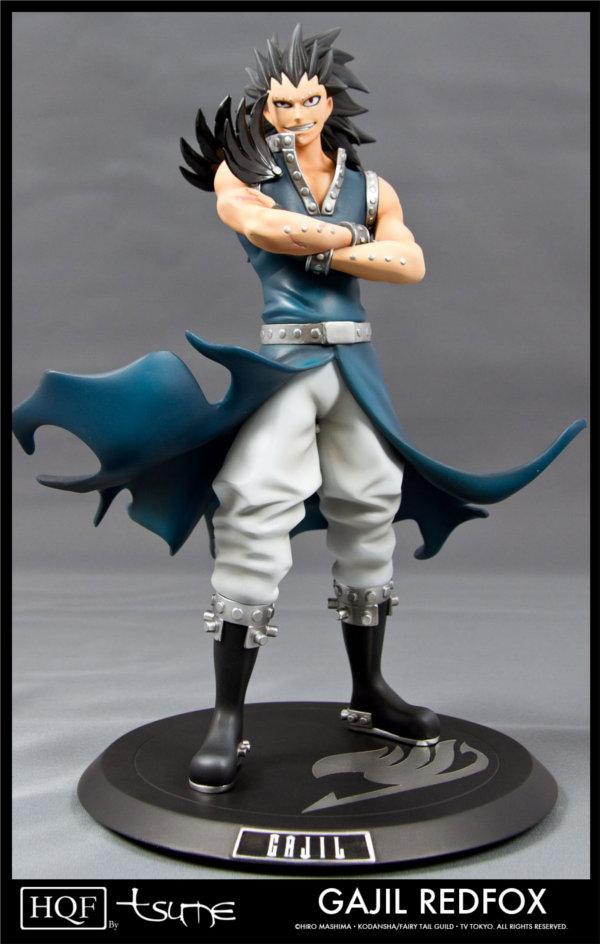 Image de la figurine Gajil de Fairy Tail par Tsume