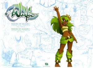 Art book Wakfu - Tome 8