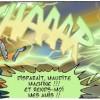 Jadina détruit le Temporhell