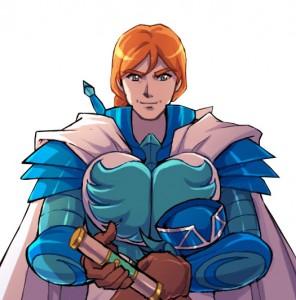 Ikaël (Les Légendaires)