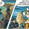 Ikaël s'est allié aux Légendaires pour vaincre Anathos