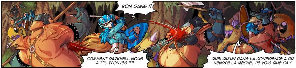 Danaël et Saryn (Légendaires)