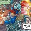 Danaël est vaincu par Raptor