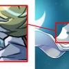 L'épée d'or de Danaël ne devrait pas être là car elle n'a pas encore été fabriquée