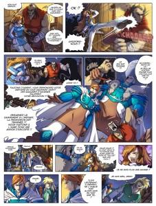 Page 4 des Légendaires Origines - Tome 1 - Danaël