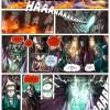 Les Légendaires : Planche de test de Nadou N°3 - couleur