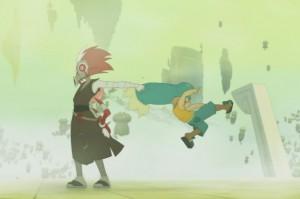 Maskemane affronte Yugo