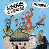 Affiche du carrefour européen du 9ème art et de l'art