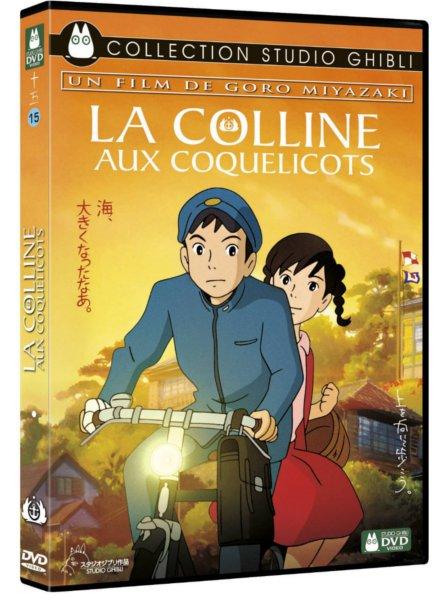 DVD la Colline aux coquelicots